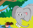 Logo Elephant and friends